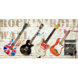 ROCK'N'ROLL WALL