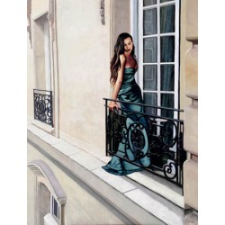 WINDOW IN PARIS