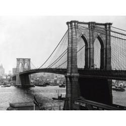 BROOKLYN BRIDGE, NEW YORK, 1900