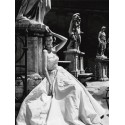EVENING GOWN, COLOSSEO, ROMA 1952 (DETAIL)