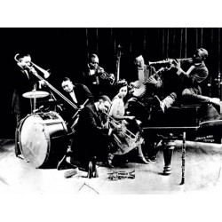 KING OLIVER'S CREOLE JAZZ BAND, 1920S