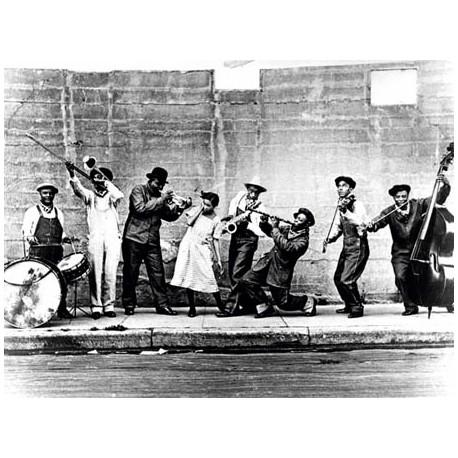 THE CHOCOLATE DANDIES, 1922