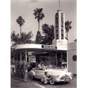 AMERICAN GAS STATION, 1950