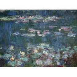 WATER-LILIES (DETAIL)