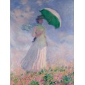 WOMAN WITH A PARASOL (RIGHT)