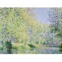BEND IN THE EPTE RIVER NEAR GIVERNY