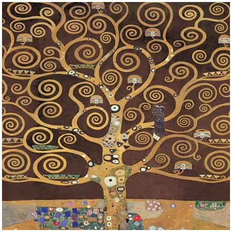 TREE OF LIFE (BROWN VARIATION) II