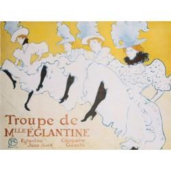 THE TROUP OF MADAME EGLANTINE