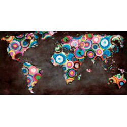 WORLD IN CIRCLES