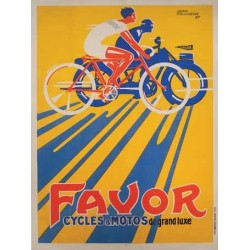 FAVOR CYCLES ET MOTOS, 1927