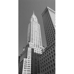 CHRYSLER BUILDING AND SKYSCRAPERS