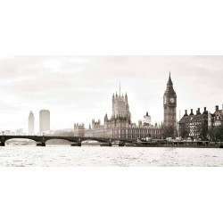 VIEW OF THE HOUSES OF PARLIAMENT AND ...