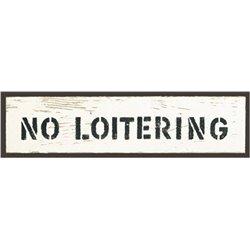 NOL LOITERING