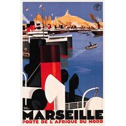 MARSEILLES-PORTE DE L'AFRIQUE DU NORD