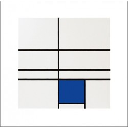 UNTITLED (COMPOSITION WITH BLUE), 1935