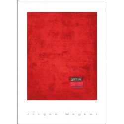 UNTITLED, 1991 (RED)