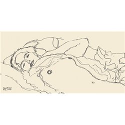 RECLINED WOMAN