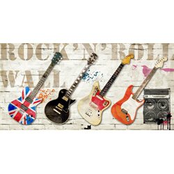 ROCK'N'ROLL WALL