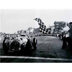 CHECKERED FLAG, 1950