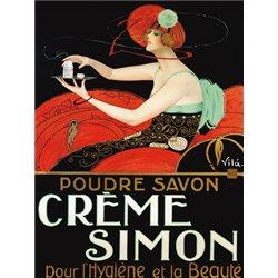 CRÈME SIMON, CA. 1925