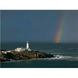 RAINBOW OVER FANAD-HEAD, IRELAND