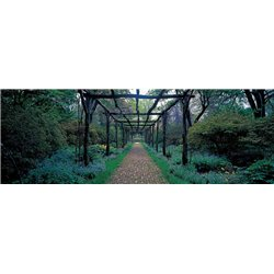 GARDEN PATH, OLD WESTBURY GARDENS, LONG ISLAND