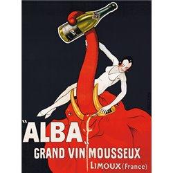 """""""ALBA"""" GRAND VIN MOUSSEUX, CA. 1928"""