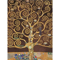 TREE OF LIFE (BROWN VARIATION) (DETAIL)