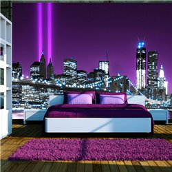 Fotomural Manhattan luminoso
