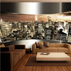 Fotomural Panorama de Nueva York