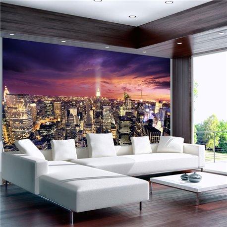 Fotomural Tarde en Nueva York
