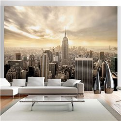 Fotomural Nueva York Manhattan al Amanecer