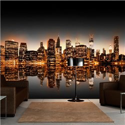 Fotomural Wealth of NYC