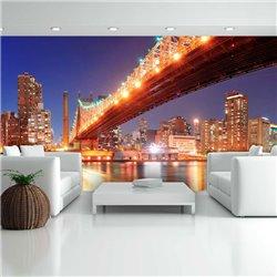 Fotomural Queensborough Bridge - New York