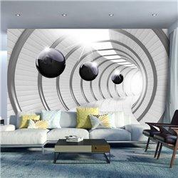 Fotomural Futuristic Tunnel
