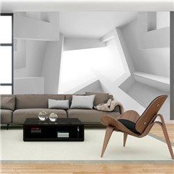 Fotomural Habitación blanca