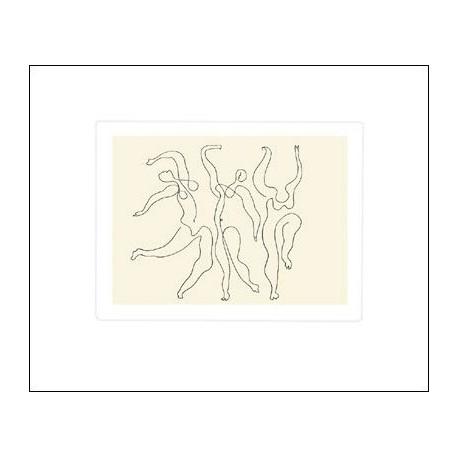 THREE DANCERS, 1924