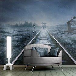 Fotomural El Tren Fantasma