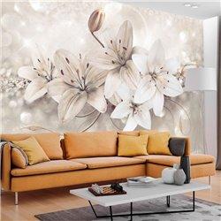 Fotomural Diamond Lilies