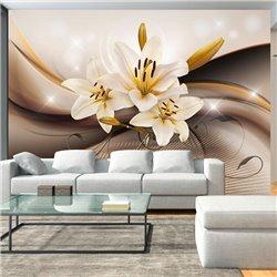 Fotomural Golden Lily