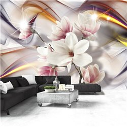 Fotomural Artistic Magnolias