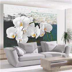Fotomural Orchidea inspiración del poeta