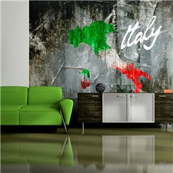 Fotomural Graffiti Italiano