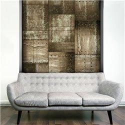 Fotomural Mosaico De Latón