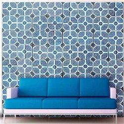 Fotomural Azulejo Estilo Árabe