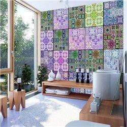 Fotomural Mosaico De Colores