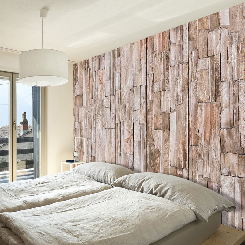 Foto murales para cabeceros piedra decorativa - Cabeceros de piedra ...
