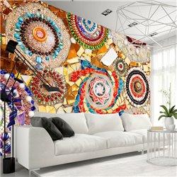 Fotomural Mosaico Arabesco