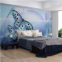 Fotomural El Planeta De Las Mariposas