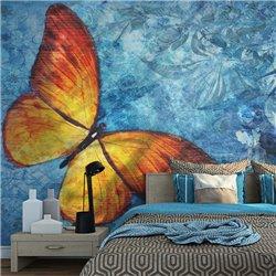 Fotomural Fiery Butterfly